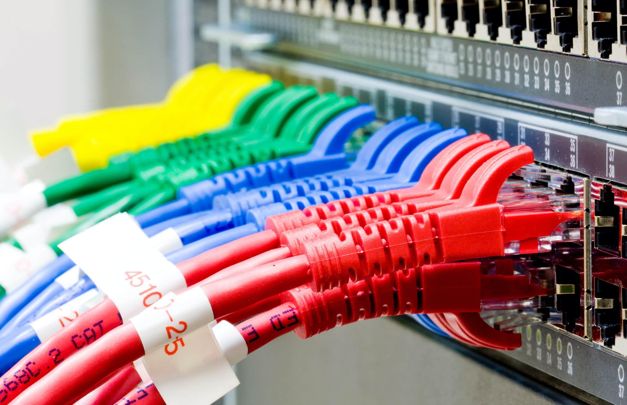 Solution de réseau LAN Managé pour les entreprises
