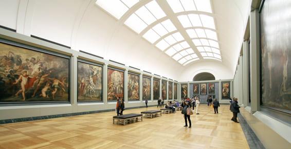 WiFi pour musée