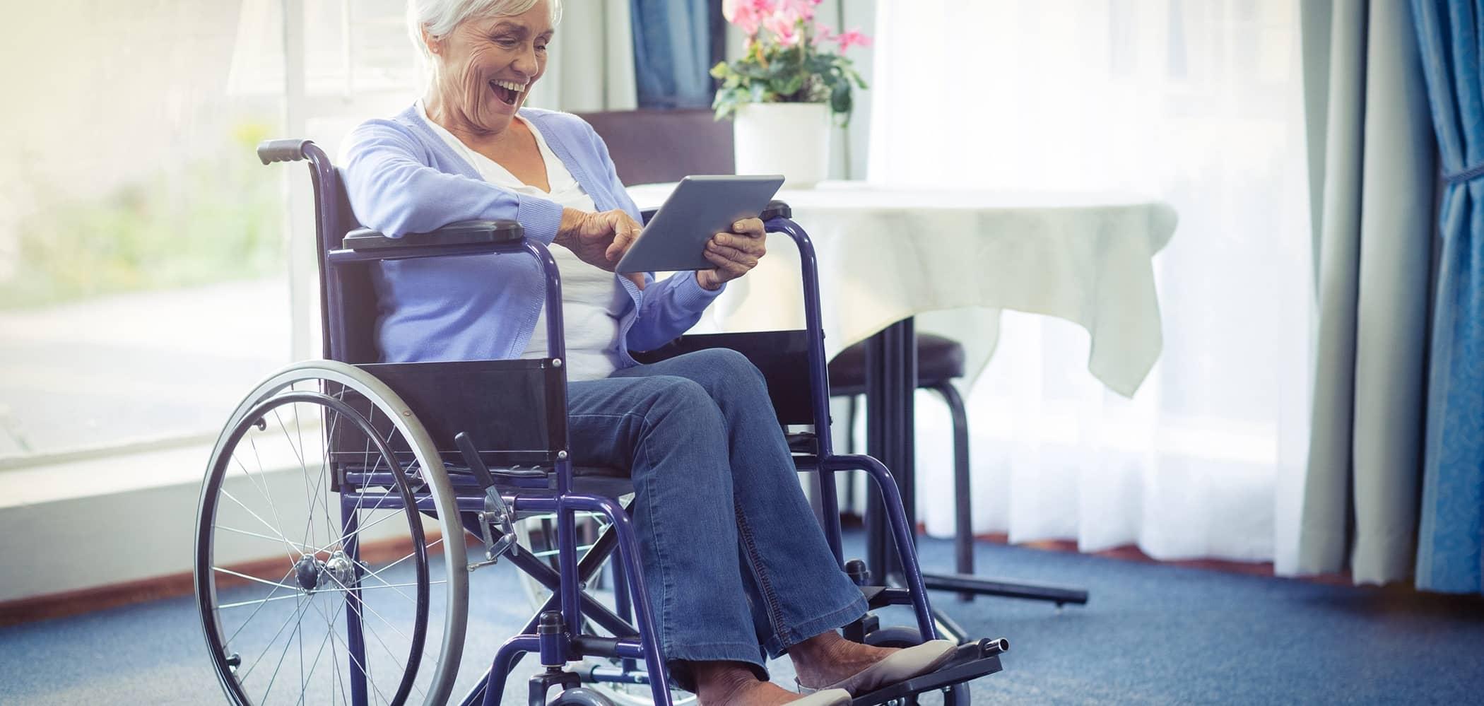 Réseaux WiFi dans les Établissements d'Hébergement pour Personnes âgées Dépendantes
