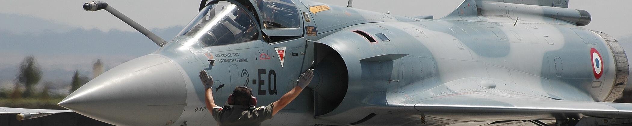 Avion de chasse Mirage