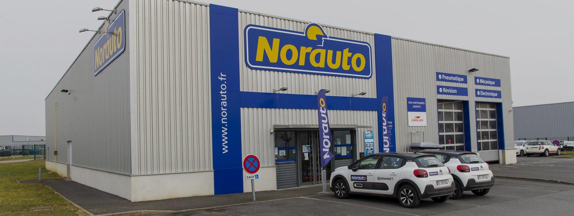 Norauto auto center