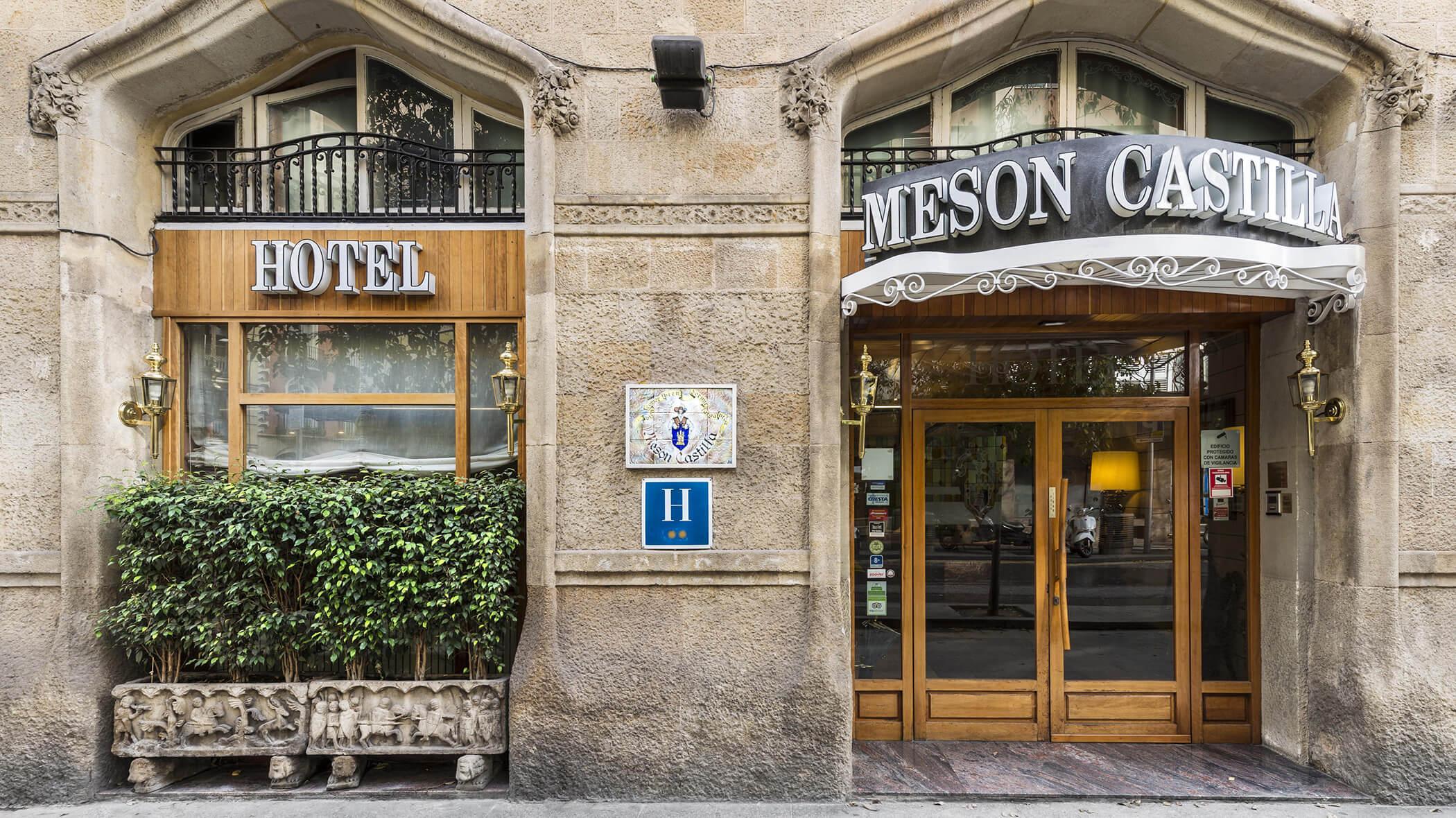 Hotel Mesón Castilla