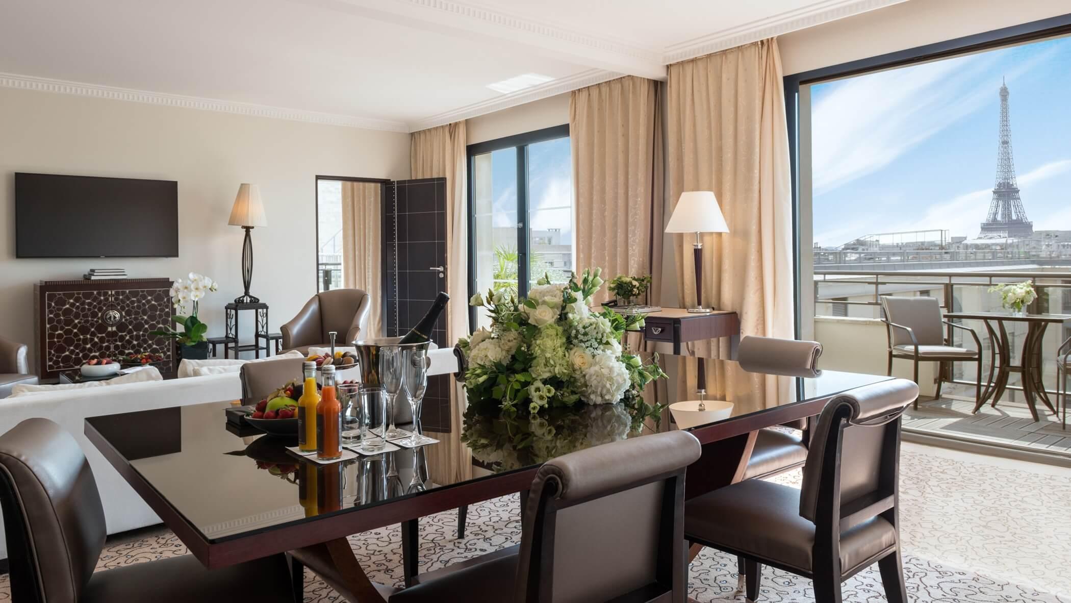 Hotel Le Collectionneur interieur