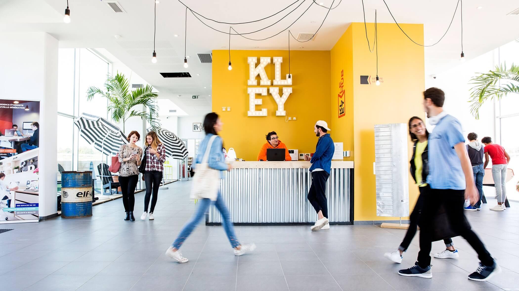 Résidence étudiante Kley