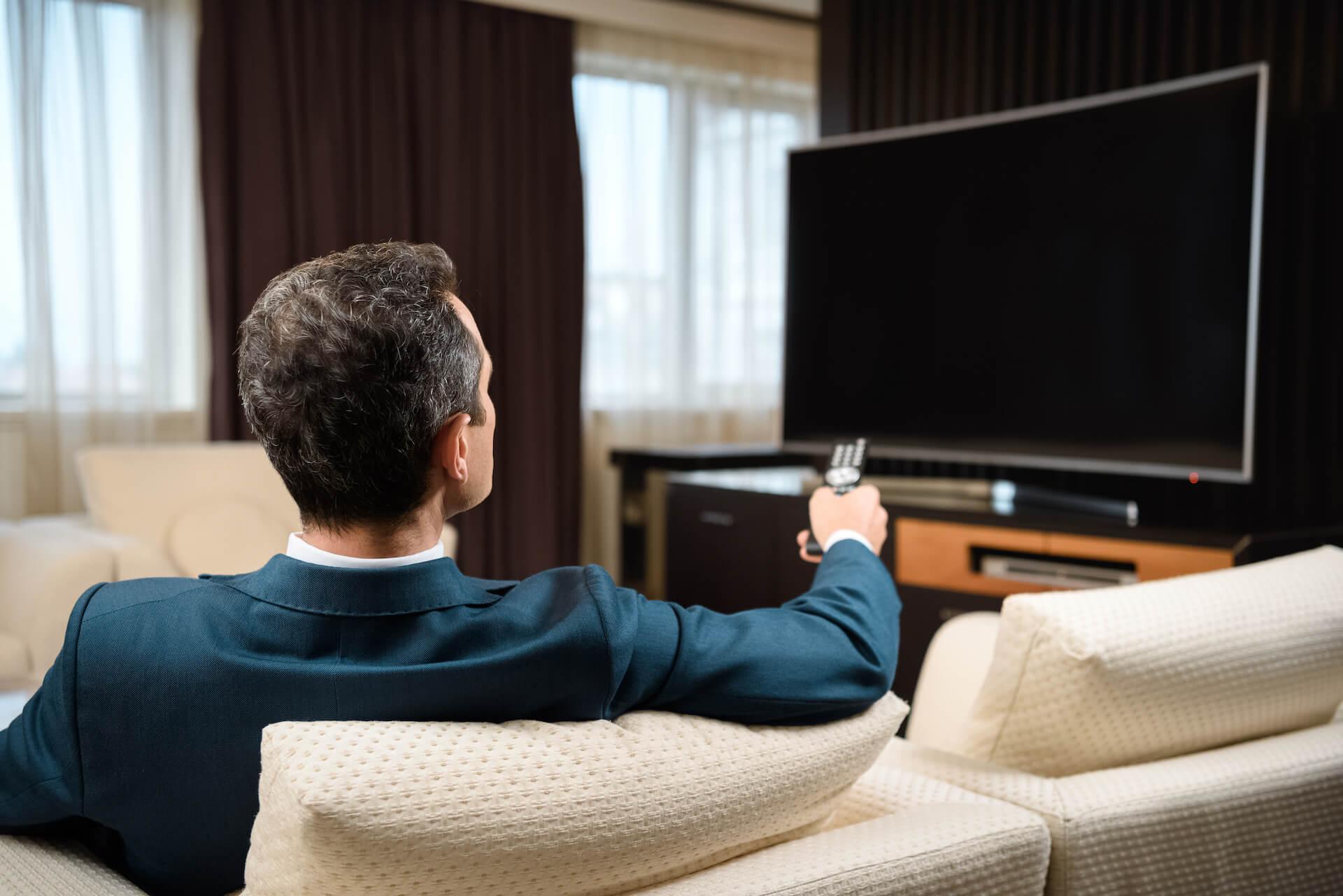 Solution TV pour les hôtels et résidences