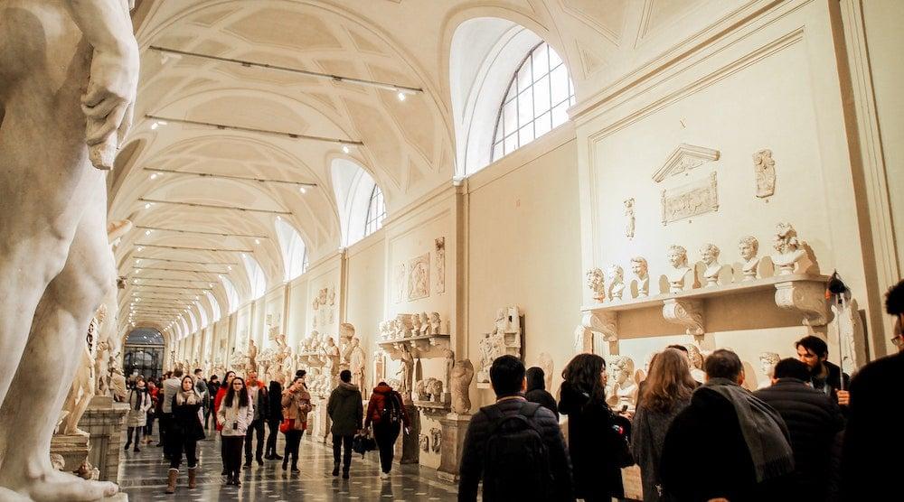 Des musées connectées grâce au WiFi
