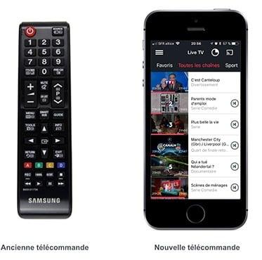 TV connectés dans les hôtels et résidences