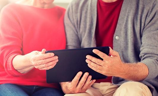 WiFi en residencias senior